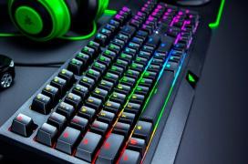 Interruptores Razer Green, iluminación RGB y un precio más contenido en el nuevo teclado Razer BlackWidow