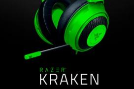 Los nuevos Razer Kraken llegan con almohadillas de gel y drivers de 50mm de alta sensibilidad por 79 euros