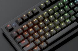 Input Club prepara Keystone, un teclado mecánico con control analógico y sensor Hall
