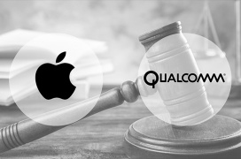 Apple se ve obligada a indemnizar con 31 millones de dólares a Qualcomm por violar 3 patentes en sus iPhones