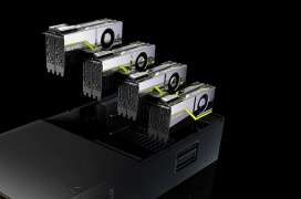 Los nuevos servidores RTX de NVIDIA pueden albergar hasta 40 GPUs Turing en configuraciones 8U