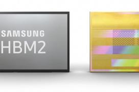 Un 33% de mejora de velocidad en las nuevas HBM2E Flashbolt de Samsung