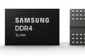 Samsung comienza la producción en masa de la tercera generación DDR4 DRAM 10nm-class