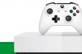 La Xbox One S sin lector de discos estaría planeada para lanzarse este 7 de mayo