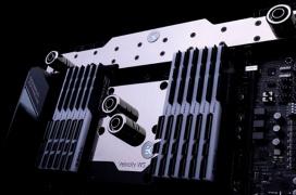 EK lanza dos bloques para CPU y VRMs de la ASUS ROG Dominus Extreme