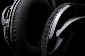 Los Noz son los nuevos auriculares gaming estéreo de ROCCAT de tan solo 210 gramos de peso