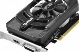Palit prepara una GTX 1650 en formato ultracompacto sin conectores PCIe ni DisplayPort