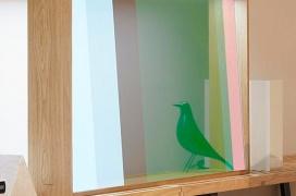 Panasonic está trabajando en una TV con panel OLED transparente
