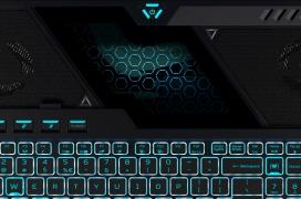 El portátil gaming Acer Predator Helios 700 con RTX 2080 y Core i9 es el primero del mundo con teclas analógicas
