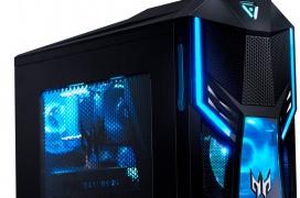El sobremesa gaming Acer Predator Orion 5000 se actualiza con procesadores Core i9-9900K y RTX 2080