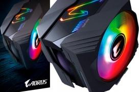 Mucho RGB y un diseño con seis heatpipes de contacto directo en el nuevo disipador Aorus ATC800