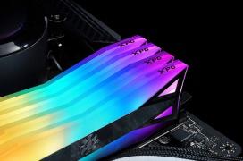 Hasta un 60% de cobertura RGB forma la estética de las nuevas ADATA XPG Spectrix D60G DDR4