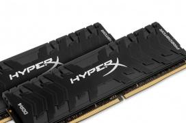 HyperX actualiza su gama DDR4 Predator con kits de 4266 Mhz y 4600 Mhz
