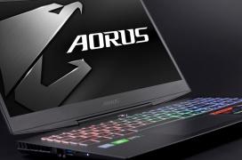 Procesador Intel Core i7-9750H y hasta una RTX 2070 en los nuevos portátiles gaming Aorus 15