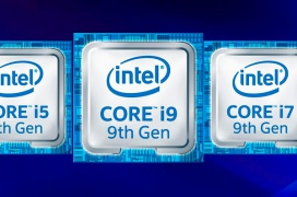 Intel lanza 25 nuevos procesadores de sobremesa de novena generación y añade modelos