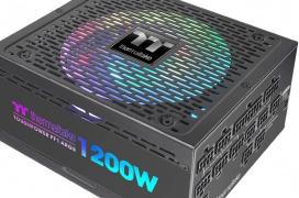 Thermaltake añade ARGB a su serie Toughpower PF1 con certificación 80 PLUS Platinum y 100% modulares