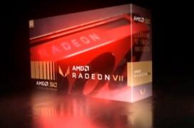 La Radeon VII también tendrá una versión especial por el 50º aniversario de AMD totalmente roja