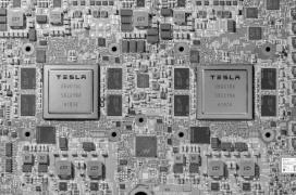 Tesla presenta su nuevo hardware de conducción autónoma con 21 veces más potencia que NVIDIA Xavier