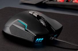 Corsair actualiza sus ratones gaming Ironclaw RGB y Glaive RGB con modelos inalámbricos con mejores sensores
