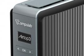 Compulab lanza el Airtop3, un ordenador pasivo con hasta un Core i9-9900K y una Quadro RTX4000