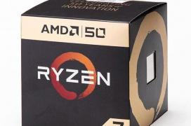AMD conmemora su 50 aniversario con las versiones