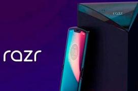 Se filtra el Motorola Razr como un smartphone plegable verticalmente