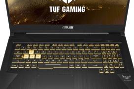 Asus presenta los portátiles TUF gaming FX505 y FX705 con AMD Picasso y nVidia GTX 1660 Ti