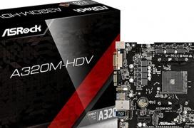 ASRock lista sus placas compatibles con Ryzen de tercera generación mediante BIOS e incluye el chipset A320, pero solo para APUs