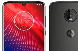 El Motorola Moto Z4 se filtra con conector de auriculares y puerto para