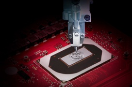 ASUS comienza a utilizar metal líquido en vez de pasta térmica en sus portátiles con Core i9