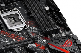 ASUS presenta la ROG Strix B365-G Gaming con chipset B365 y doble slot M.2.