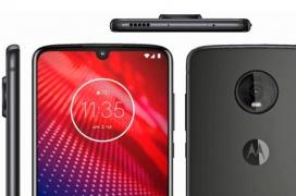 Se filtran las especificaciones y precios de los Motorola Moto Z4