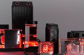 EK añade radiadores y bloques baratos a su línea de productos EK Classic