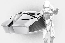 Razer lanza teclado, ratón y alfombrilla edición Stormtrooper bajo la temática de Star Wars