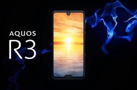Sharp anuncia el Aquos R3, su segundo Smartphone con doble notch