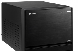 Shuttle actualiza su línea de mini barebones Cube con un modelo con soporte para procesadores Core i9 y gráficas RTX 2080