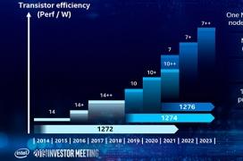 Intel dará el salto a los 7 nanómetros en 2021 con sus tarjetas gráficas Xe