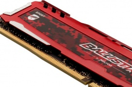 Modulos de 16 GB de RAM DDR4-3200 CL 16 Crucial Ballistix Sport por menos de 70 Euros