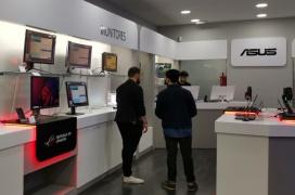 Barcelona es el hogar de la primera tienda exclusiva de ASUS en España
