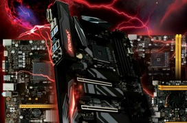 A Biostar se le escapa su placa Racing X570GT8 con chipset AMD X570 y PCI Express 4.0
