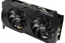 Asus incluye un gran disipador de 3 slots en su serie Dual GeForce GTX 1660 Ti EVO