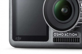 La DJI Osmo Action quiere ponerle las cosas difíciles a GoPro con grabación 4K60 y hasta 240 FPS