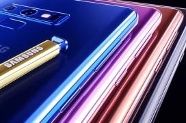 Se filtran los colores en los que estará disponible el Samsung Galaxy Note 10