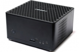 Zotac actualiza su serie mini y se adentra en el campo profesional con la serie ZBOX QX, un mini PC con Intel Xeon y nVidia Quadro en su interior