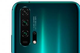 El Honor 20 Pro presume de la apertura más amplia del mercado con F/1.4 en su cámara principal de 48 MP
