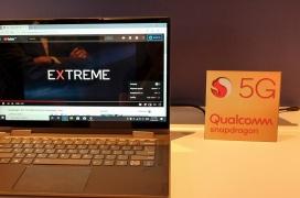 El primer portátil con procesador Qualcomm 8CX supera en rendimiento y autonomía a los ultrabooks con Intel Core i5 de 8ª generación