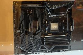 AMD muestra varias placas premium X570 para Ryzen de tercera generación