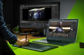 La plataforma NVIDIA RTX Studio trae portátiles con gráficos GeForce RTX y Quadro RTX para creadores de contenido