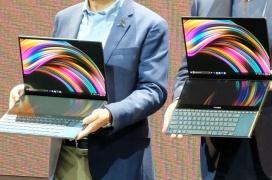 El portátil ASUS Zenbook Pro Duo sorprende con doble pantalla 4K, OLED y HDR junto a un Core i9 y RTX 2060