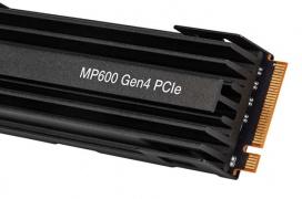 Ya hay precios de discos SSD PCIe 4, el Corsair MP600 valdrá 249€ en su versión 1TB y 449€ el modelo de 2TB